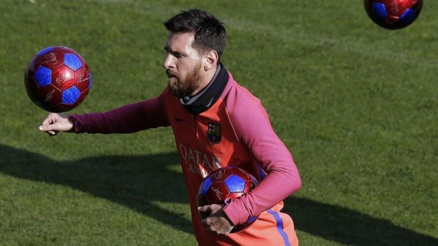 Messi, Suárez, Iniesta y Piqué renuncian a acudir a la gala