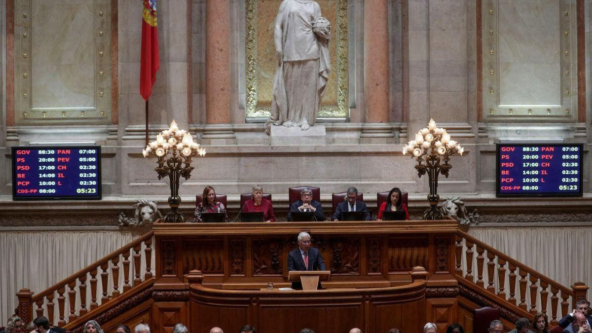 El Parlamento portugués aprueba la ley de eutanasia