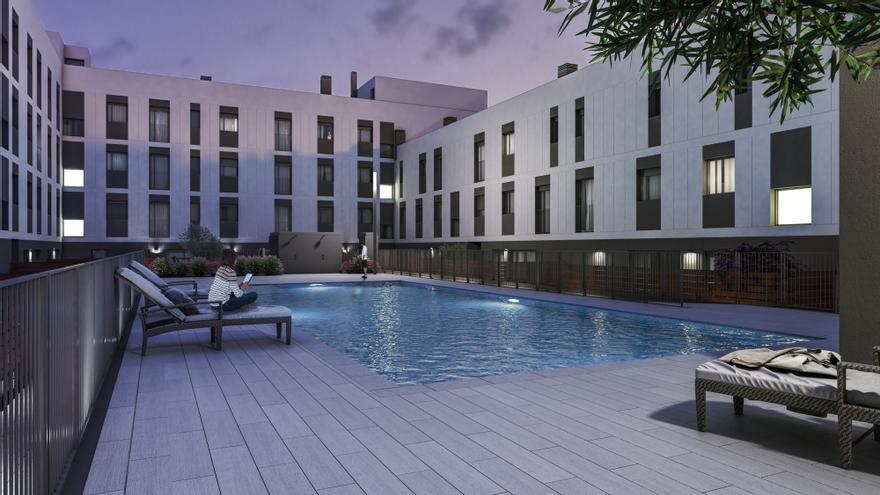 Residencial INBISA Arxiduc: calidad y cuidado de los detalles