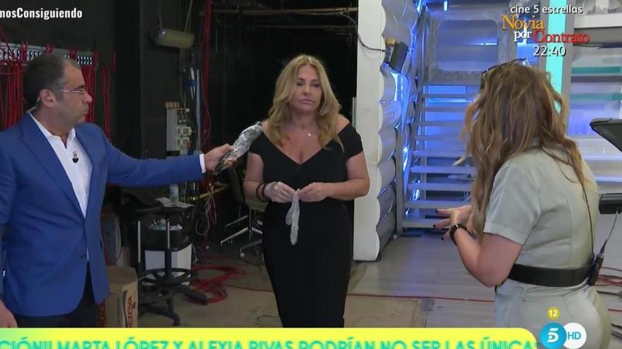 ¿Alexia Rivas a Supervivientes 2021?