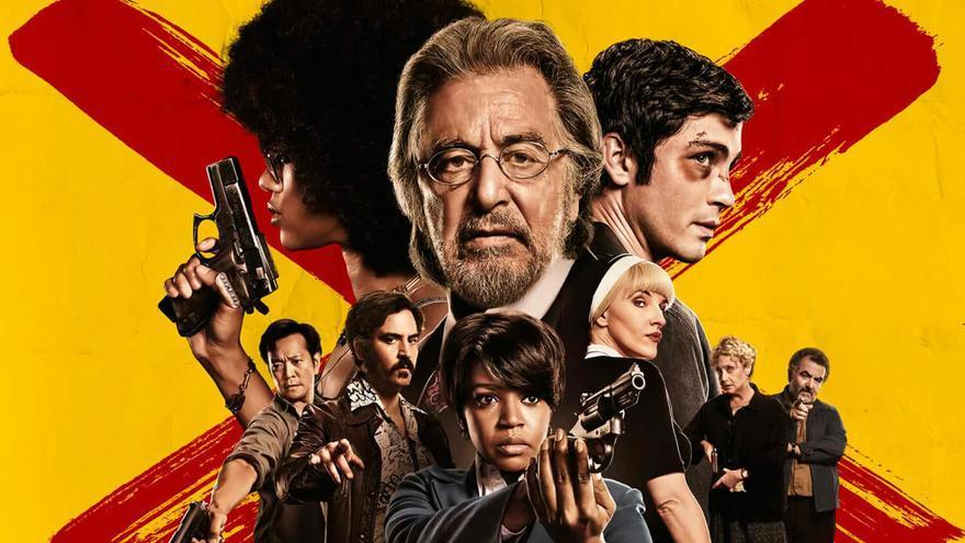 Habrá segunda temporada de 'Hunters', la serie que recupera a Al Pacino en TV