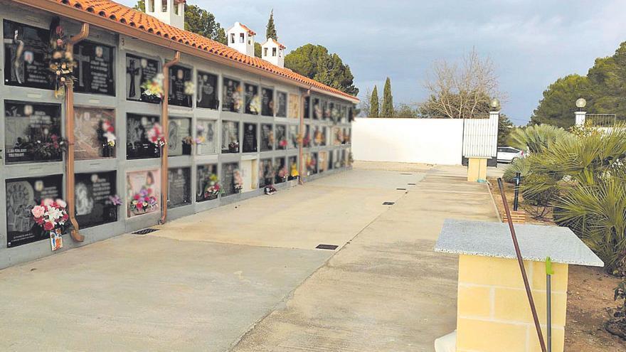 Xeraco construirá nichos de tres alturas en el cementerio al reclamarlo los vecinos