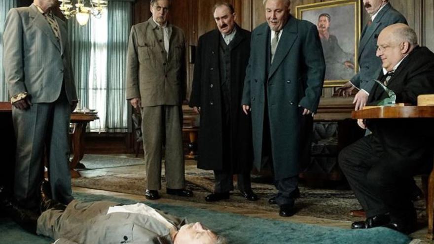 La comèdia política «La muerte de Stalin» es projecta a la fresca a Figueres