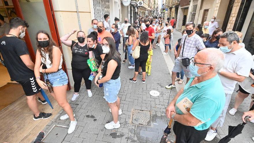 Vila-real deja atrás desde hoy 726 días sin fiestas patronales