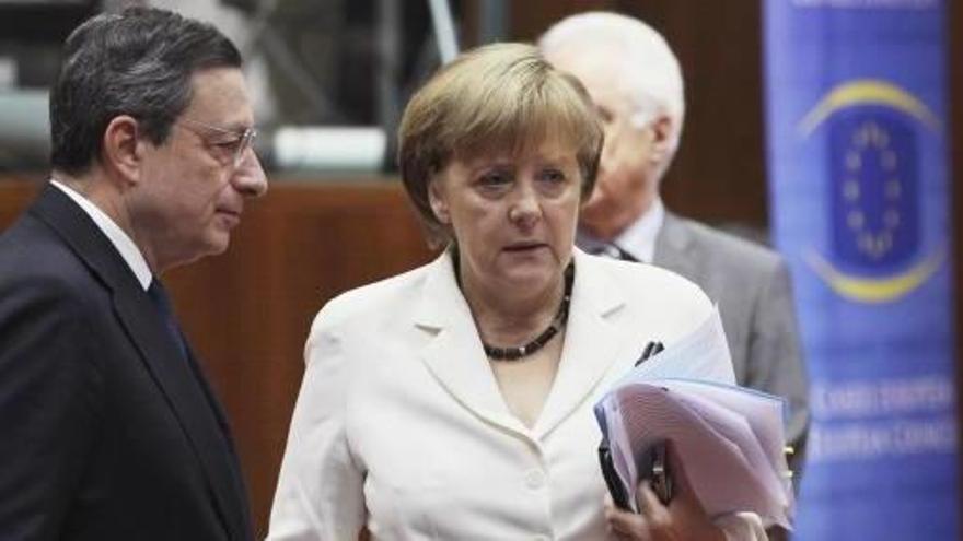 Alemania también debería dar gracias a Draghi