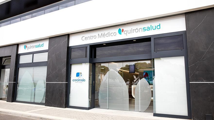 Quirónsalud inaugura su nuevo centro médico en Gran Alacant (Santa Pola)