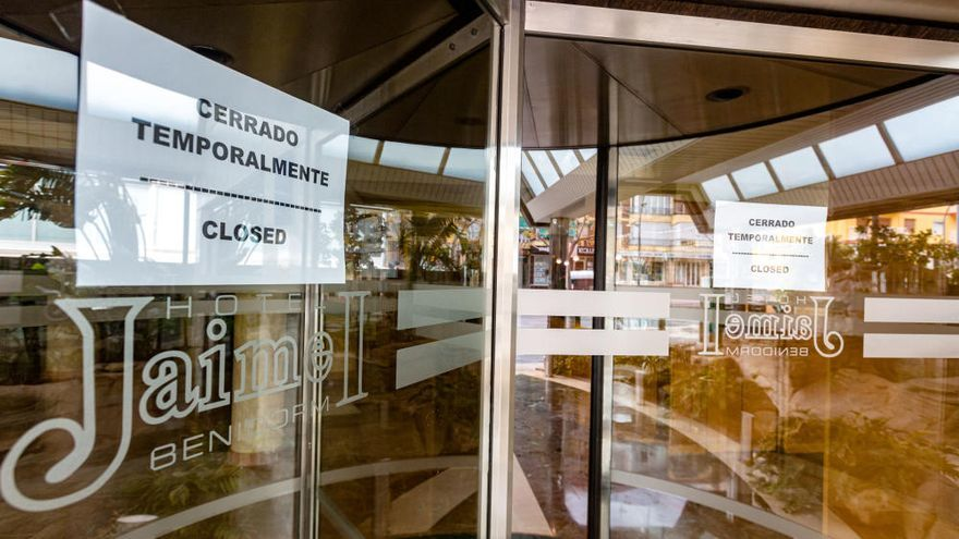 Los hoteleros exigen dejar de pagar impuestos hasta que retorne la clientela