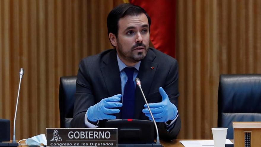 Garzón dice que el control del precio de mascarillas puede ampliarse a otros sectores
