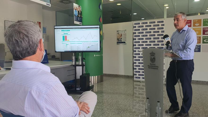 HiDRALiA: Reconstrucción verde y transformación digital del servicio de agua en Estepona