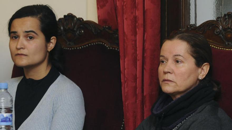 Montserrat y Triana pudieron hacer pruebas de tiro antes del crimen