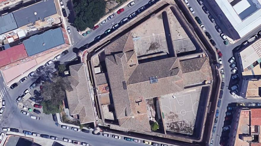 El TSJ suspende el derribo del pabellón de la cárcel de San Antón