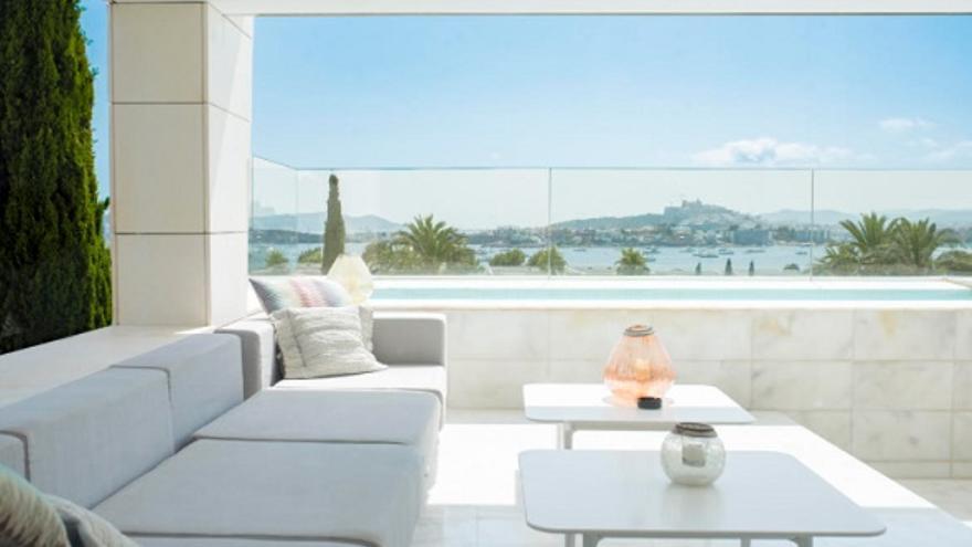 Ibiza presenta el mayor grado de ocupación de establecimientos extrahoteleros con un 81,3%