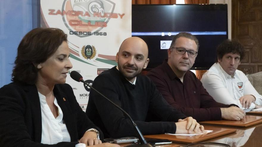 Vendidas las primeras 500 entradas de la final de la Copa del Rey de Rugby que se celebrará en Zamora
