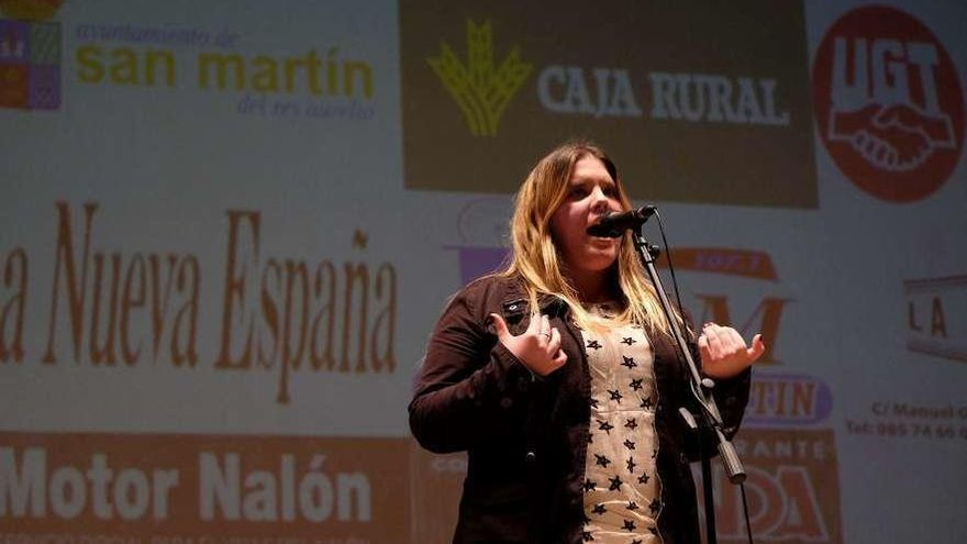 La segunda fase del Concurso de Canción Asturiana de San Martín coge ritmo