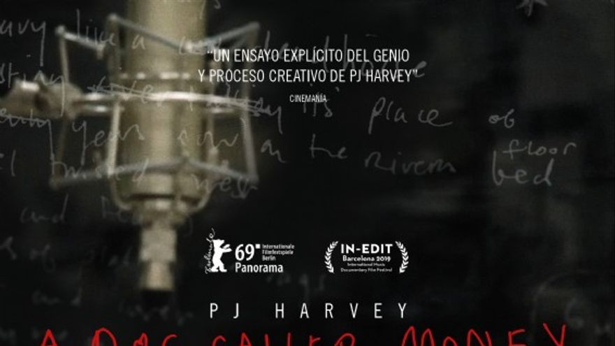 Cine: 'Pj Harvey: A Dog Called Money'