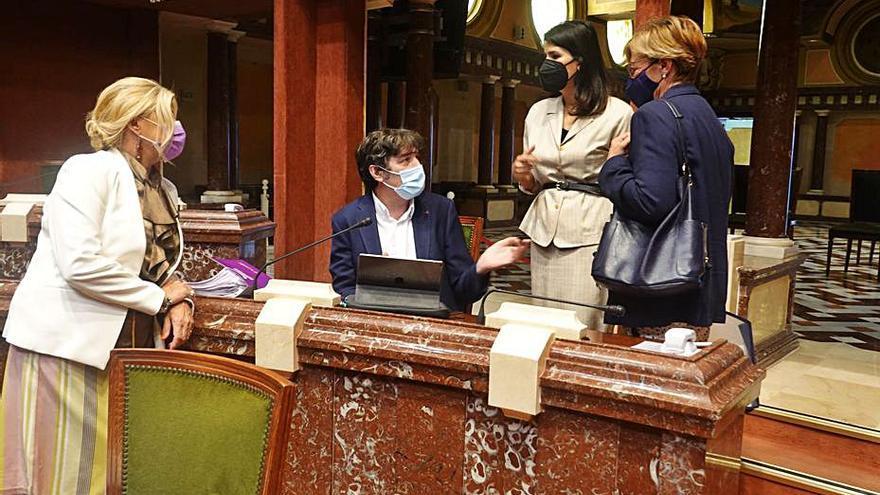 El Gobierno pasa el rodillo a  las enmiendas de la oposición