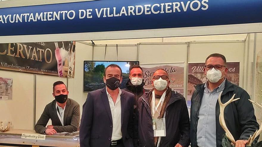 Zamora vende sus recursos naturales en la Feria de Ecoturismo de Castilla y León
