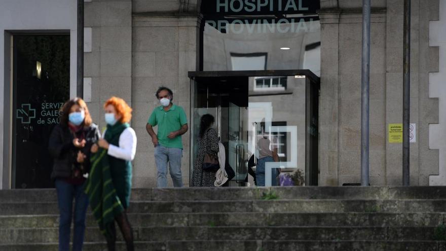 Ascienden a 13 los positivos por Covid en el brote de Oncología del Hospital Provincial