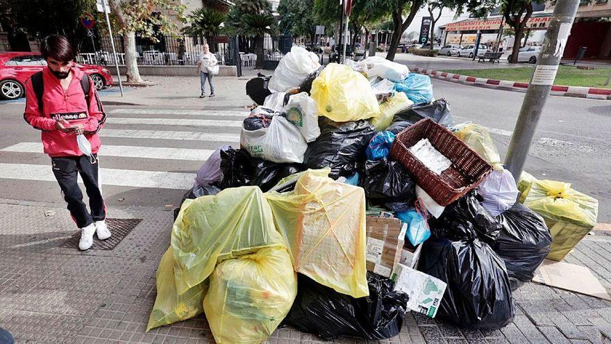 Müllstreik auf Mallorca könnte am Montag enden