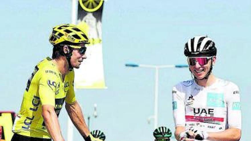 La contrarreloj de hoy decidirá el ganador del Tour de Francia