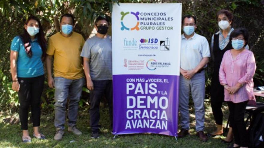 El Fons aposta per la democratització dels ajuntaments d'El Salvador