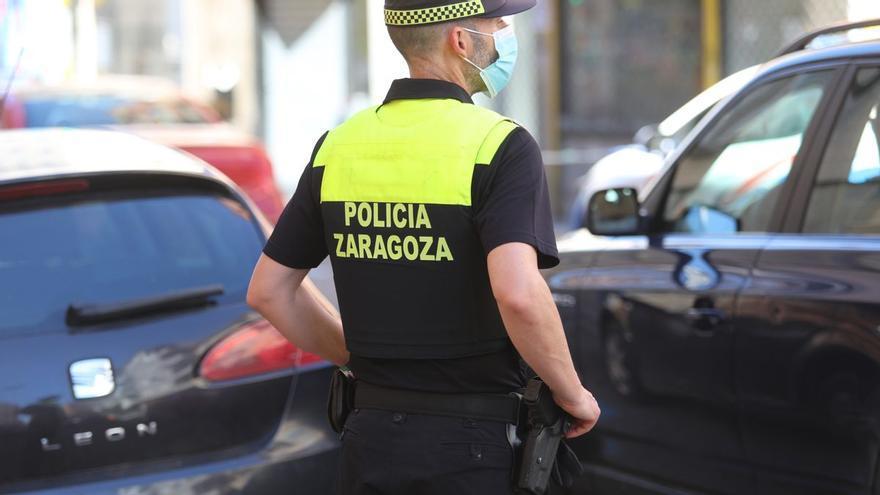 Detenido en Zaragoza un joven de 25 años tras agredir a su pareja