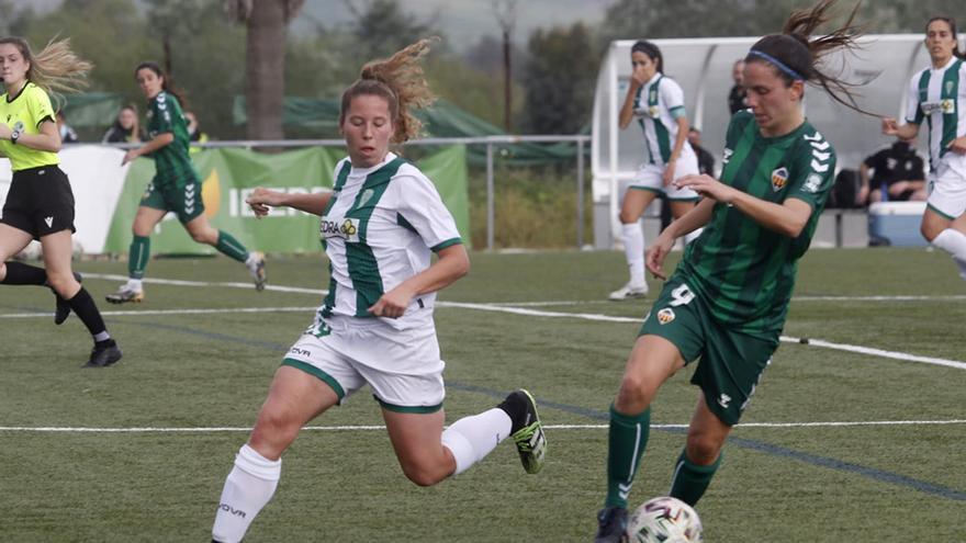 El Córdoba Femenino quiere espantar dudas ante el Valencia B