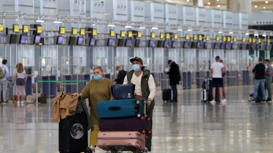 La Junta exige al Gobierno que incluya a Andalucía en los corredores aéreos seguros