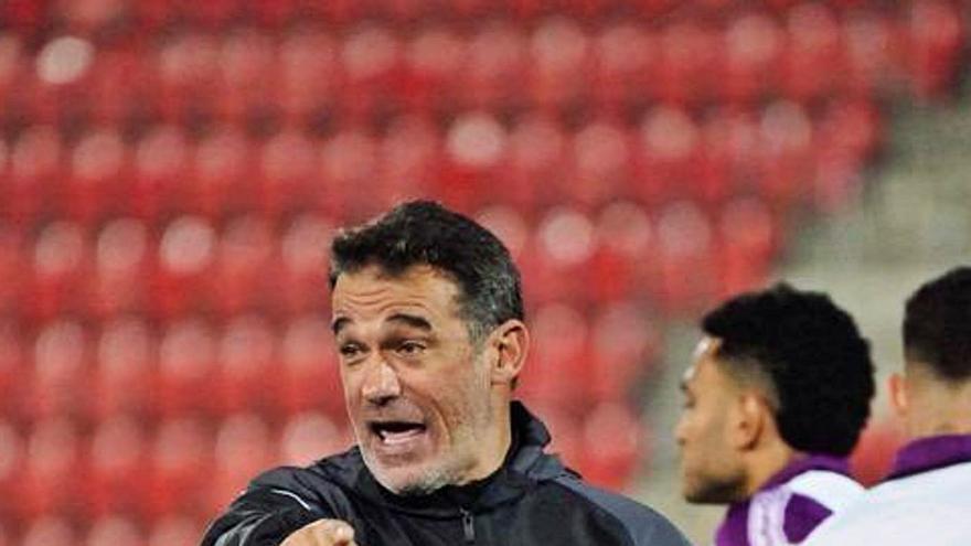 Las cuentas pendientes de Luis García