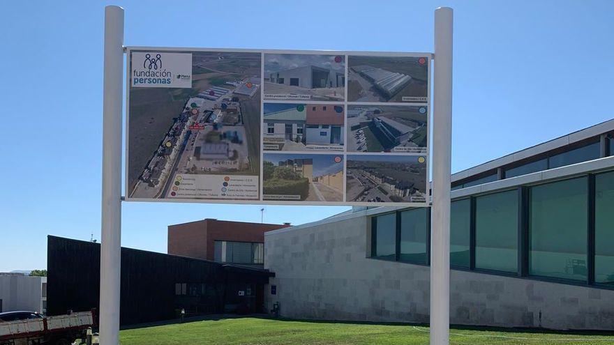 En fase de control el brote en el centro de la Fundación Personas en Morales del Vino