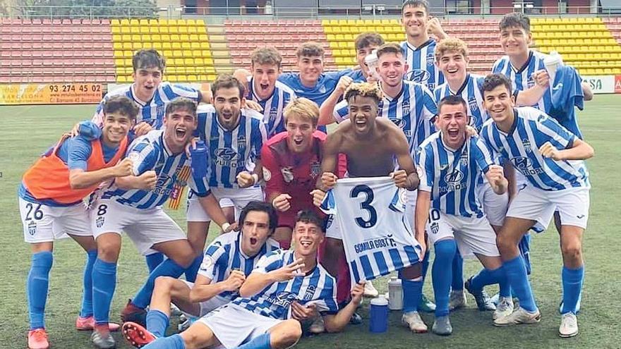 Pilotades | El Atlético Baleares juvenil honor logra su primera victoria