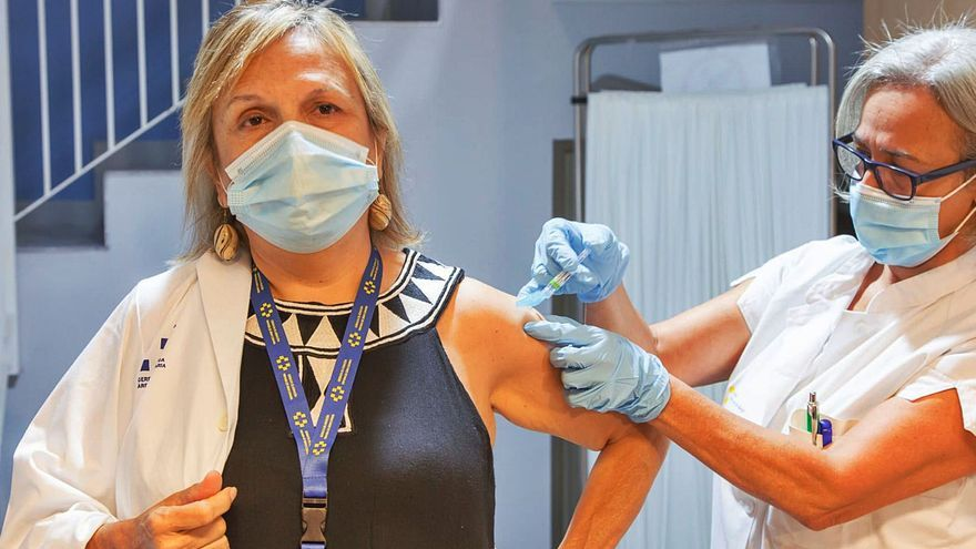 El Archipiélago inicia la campaña contra la gripe con 380.000 dosis de vacunas
