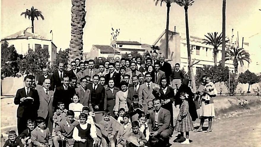 Semana Santa de 1950 en Crevillent