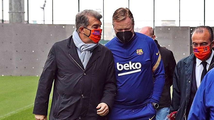 Laporta fitxa el CEO de MediaMarkt per ser el màxim executiu del Barça