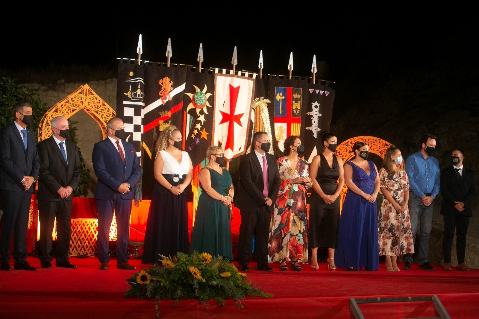 Federación de Moros y Cristianos de Alicante
