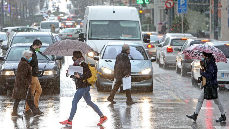 Bella deja rachas de viento de hasta 133 km/h en Galicia
