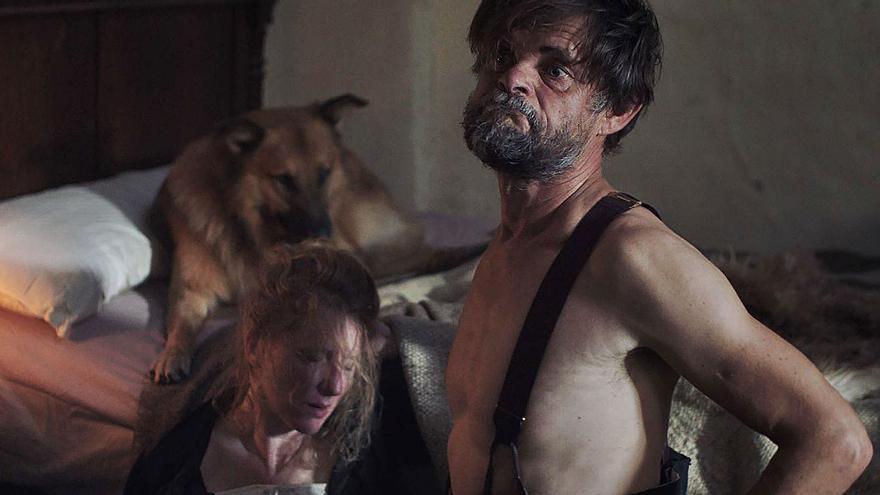'Blanco en blanco', el filme del año