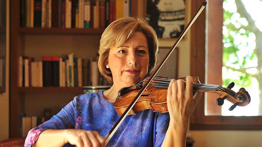 El Conservatori de Girona perd la gran impulsora dels seus estudis de violí