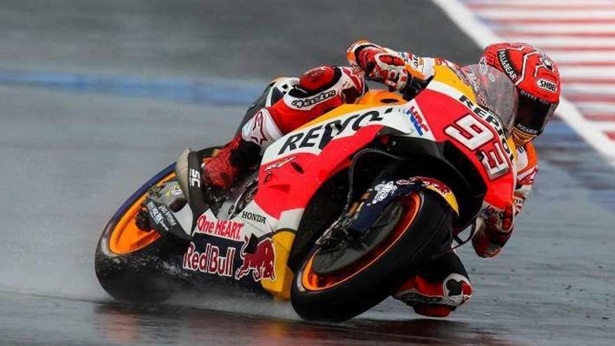 Marc Márquez llega a Motegi líder y como último vencedor en el Gran Premio de Japón