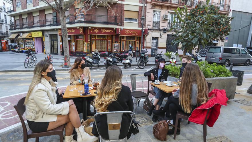 Fins a quina hora obriran els bars de València a partir de dilluns