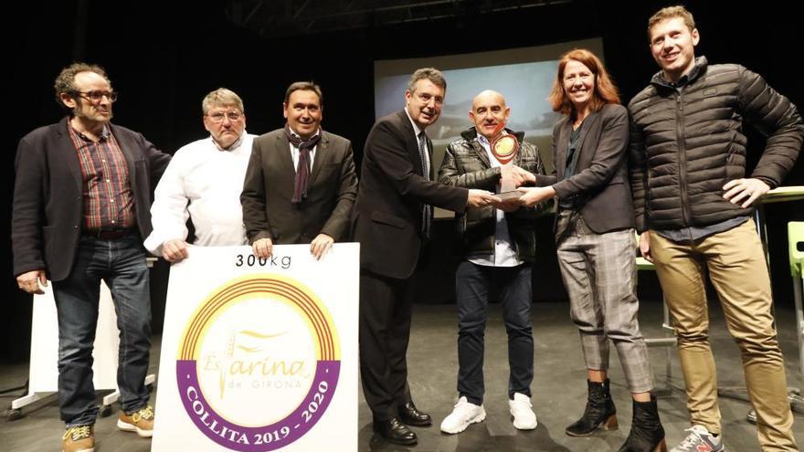 Entrega del premi per al millor xuixo del món i presentació de Casa Cacao en àmbit mundial