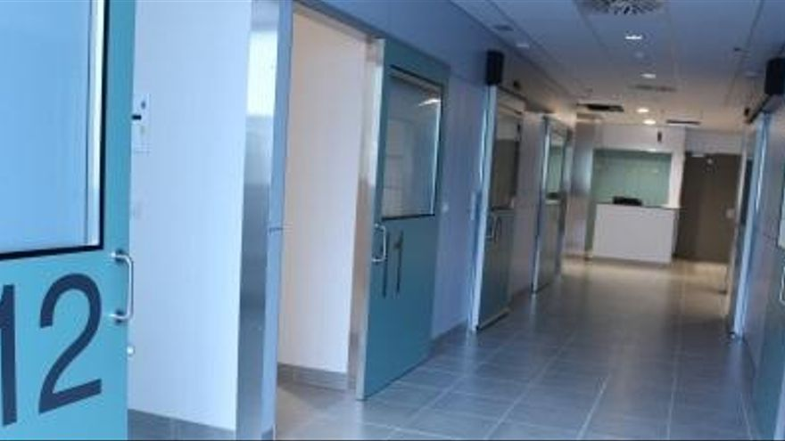 Detectado en Girona un presunto caso de maltrato a un bebé de un mes