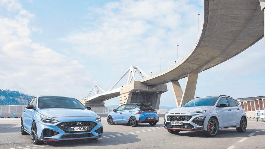 Hyundai gama N: Con 'N' de emoción