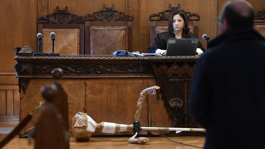 La Xunta culpa a la Audiencia del trato deficiente al jurado del crimen de la desbrozadora