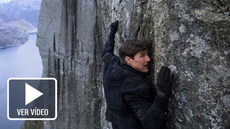 La nueva 'Misión Imposible' de Tom Cruise, protagonista de los estrenos de la semana