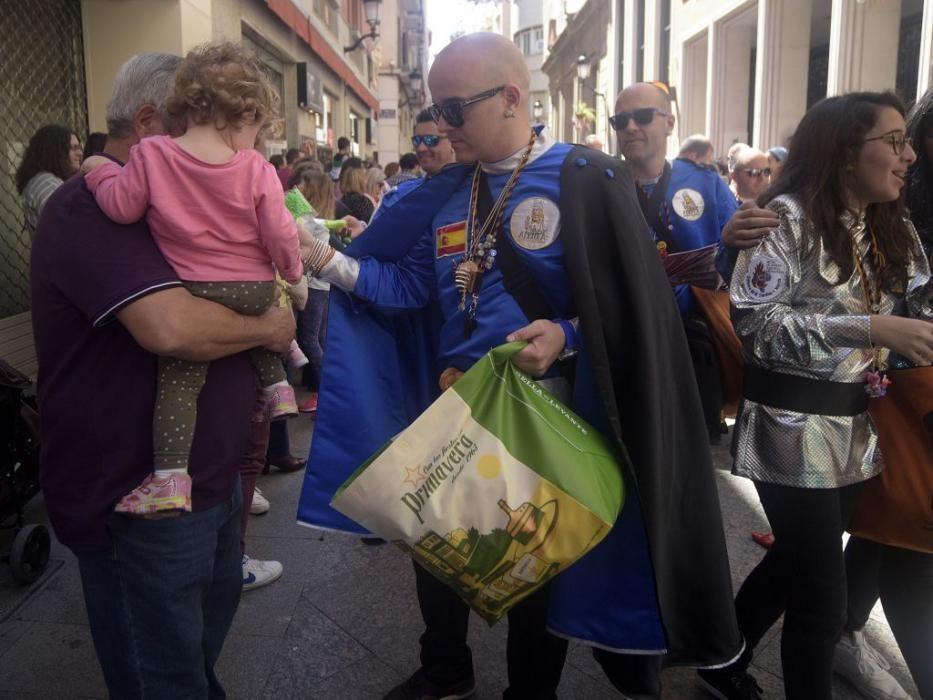Mañana del Entierro de la Sardina