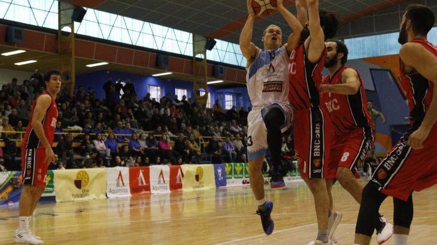 Aquimisa Laboratorios Queso Zamorano - Basket Navarra