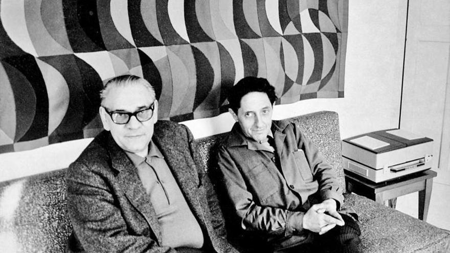 """El futuro ideal del Carlos Maside: una """"Bauhaus gallega"""" integrada en una red de museos del exilio"""