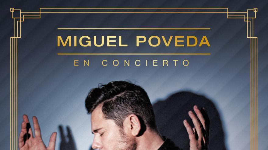 El Auditorio de Torrevieja aplaza el concierto de Miguel Poveda al 17 de abril
