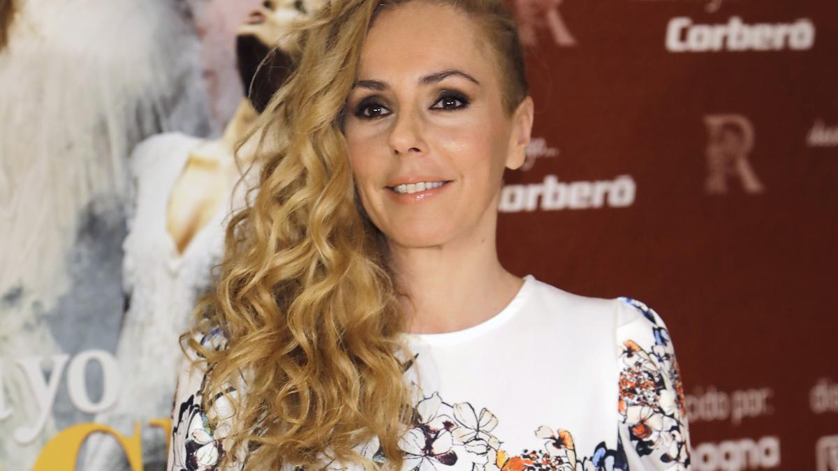 Rocío Carrasco, en imagen de archivo.